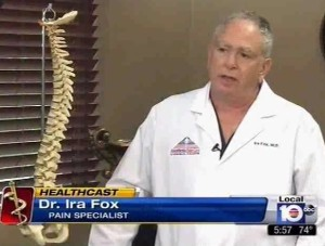 Dr. Fox on Channel 10 _ Post Herpatic Neuralgia Story